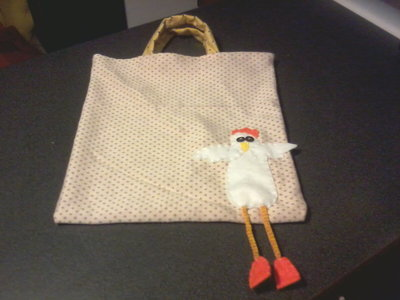 Shopper gallina
