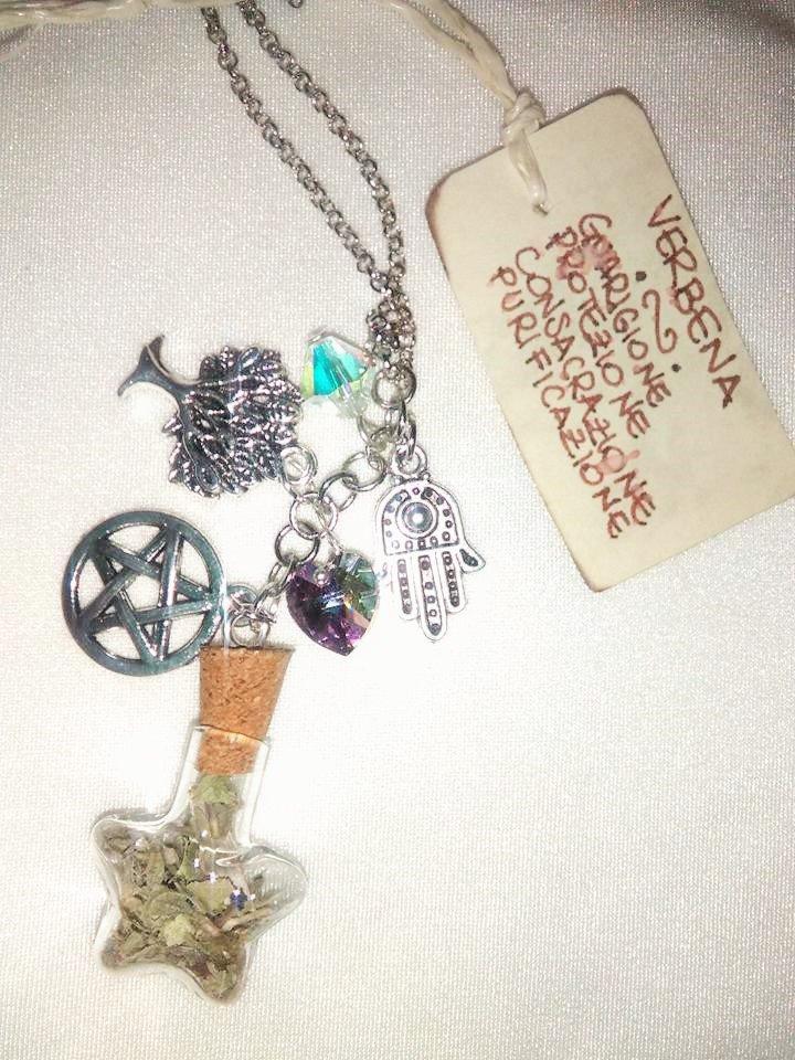 FIALETTE MAGICHE guarigione,protezione,consacrazione,purificazione - MAGIC VIAL healing, protection, consecration, purification