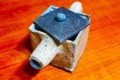 Teiera in Ceramica Raku crackle (quantità = 1)