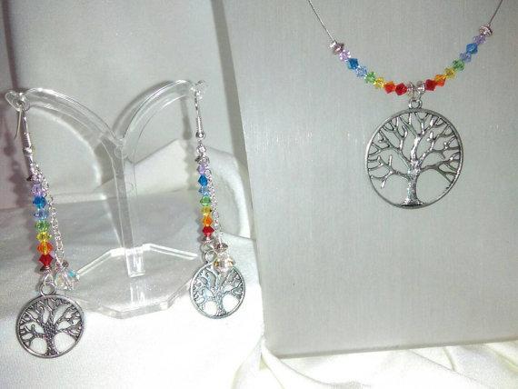 ALBERO DELLA VITA SPIRITUALE - SPIRITUAL TREE OF LIFE