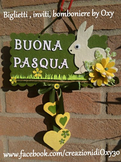 Targa Fuoriporta Pasqua