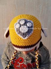 Cappello per bambino ispirato ai Paw Patrol