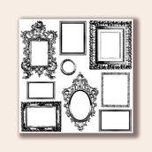 Frames - pannello design