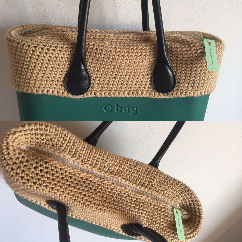 bordo 2 in 1 fascia street o bag compatibile classic o mini di lana