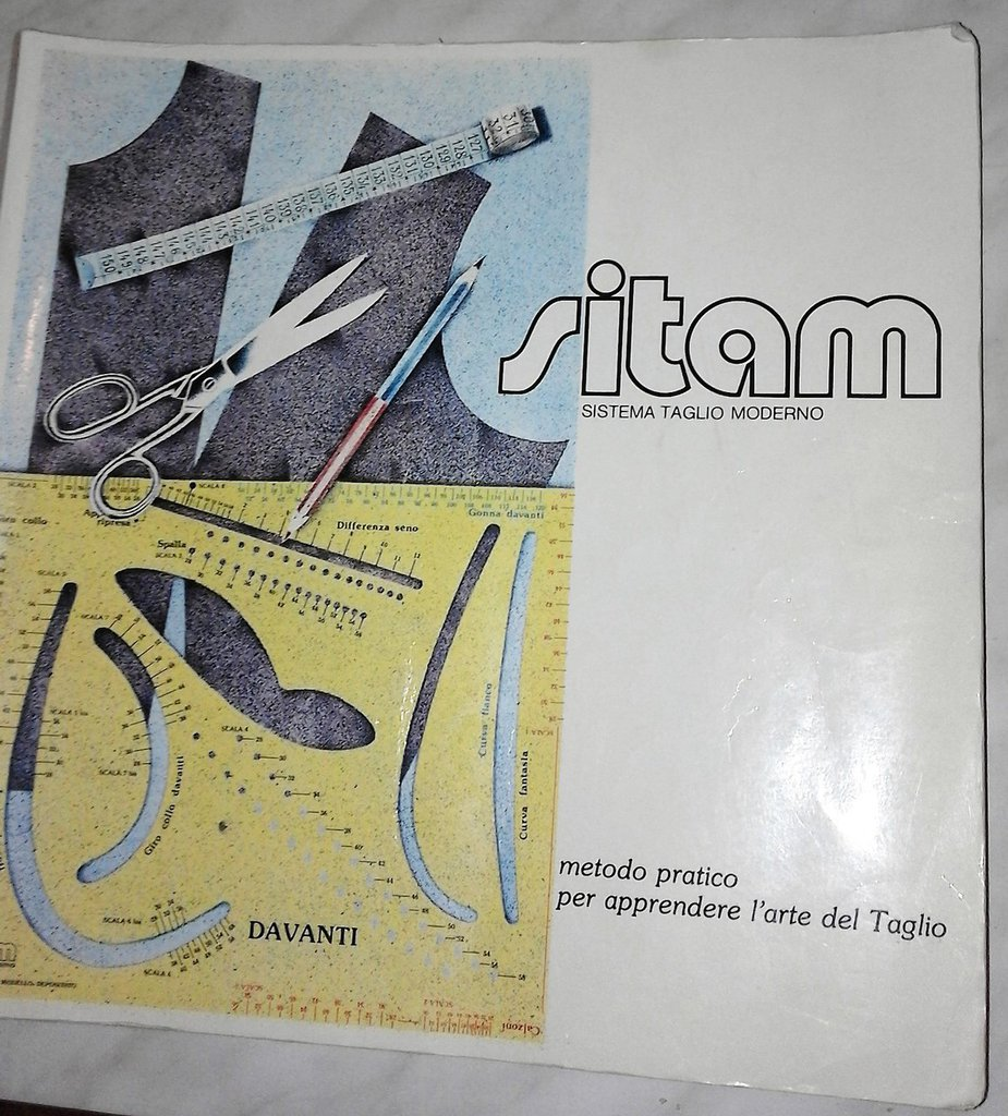libro SITAM 1° volume