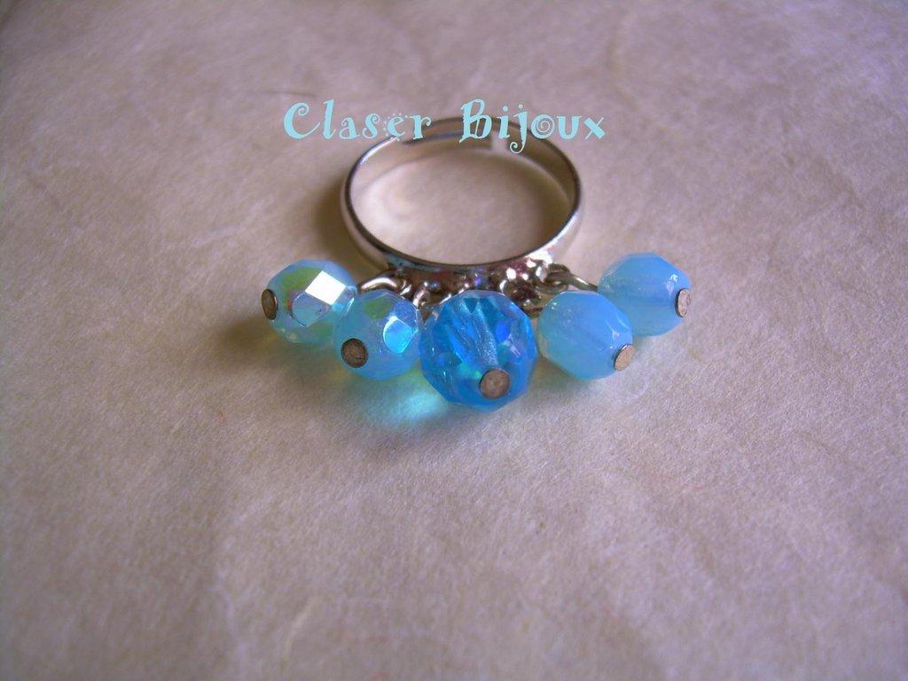anello azzurro