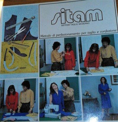 Manuale di taglio e cucito Sitam  2° volume