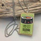 Collana Sushi Kawaii