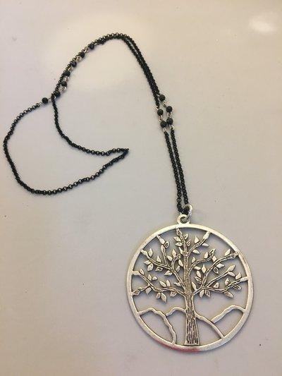 L'albero color Argento