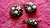 Pan di stelle orecchini+merendina in regalo!