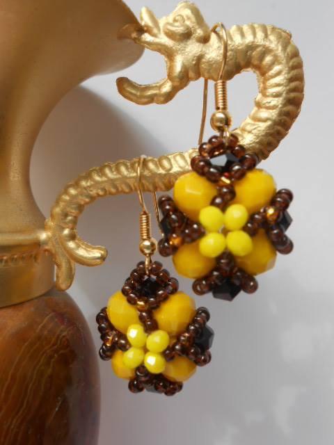 gioielli ,orecchini,fatti a mano