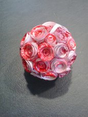 SFERA DI ROSE SCRESCIATA