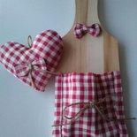 Tagliere in legno country idea regalo Festa della Mamma