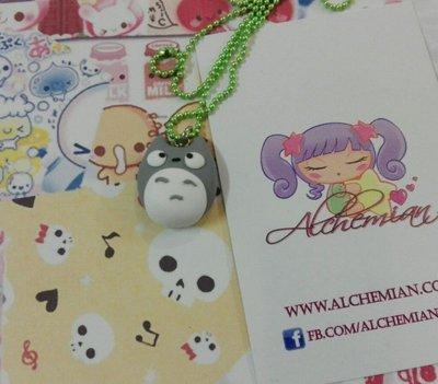 Collana Totoro, kawaii style, anime, manga cartoni cosplay cute Lolita fimo love