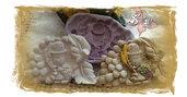 Stampo *Icona calice ed uva per prima comunione*
