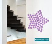 Stella - adesivo murale - sticker da parete