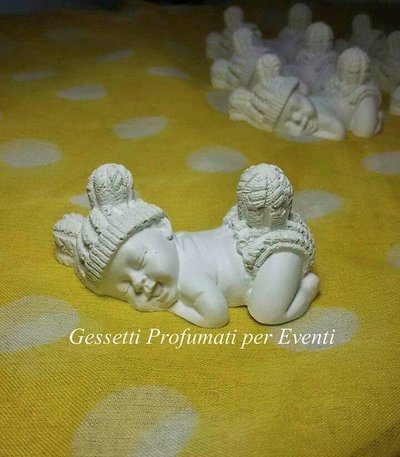 Gessetto profumato neonato 3D