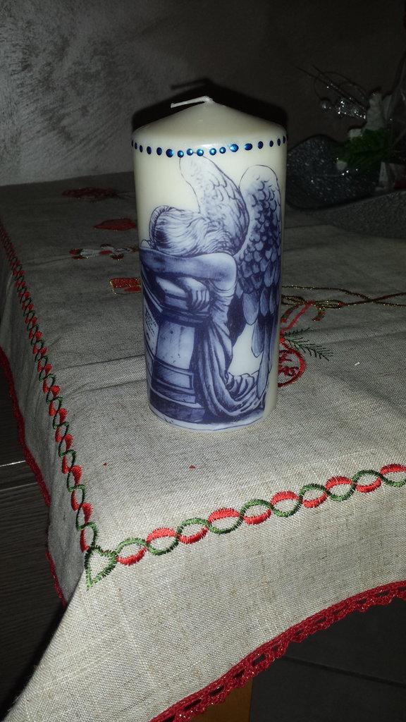 candela dell'angelo triste