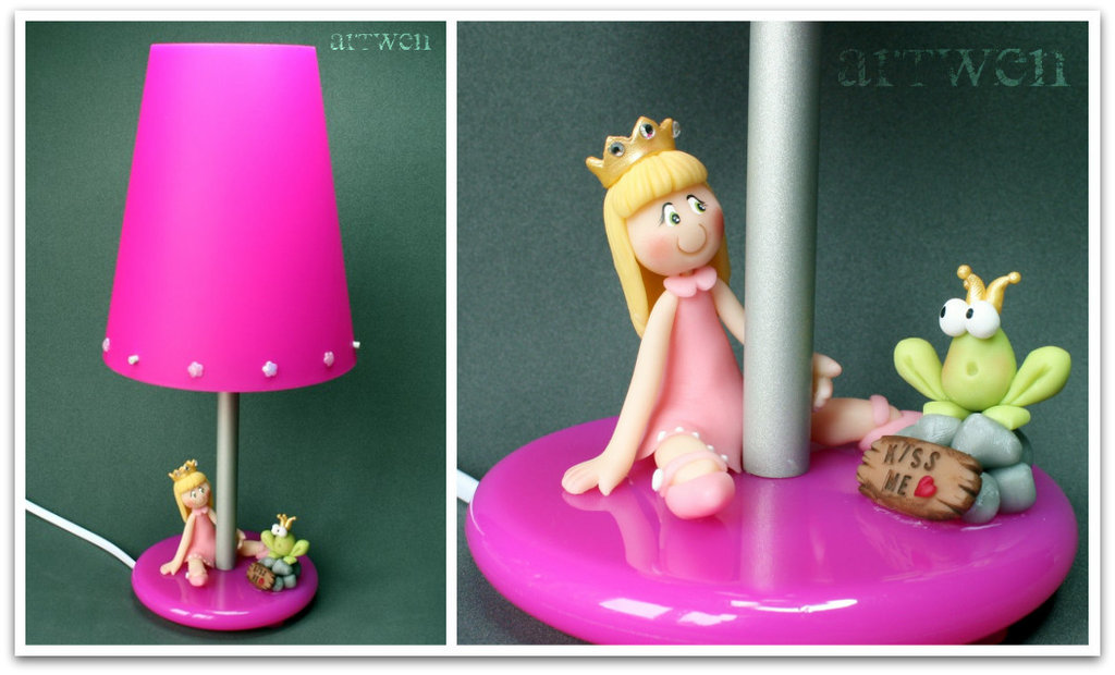 Lampada principessa