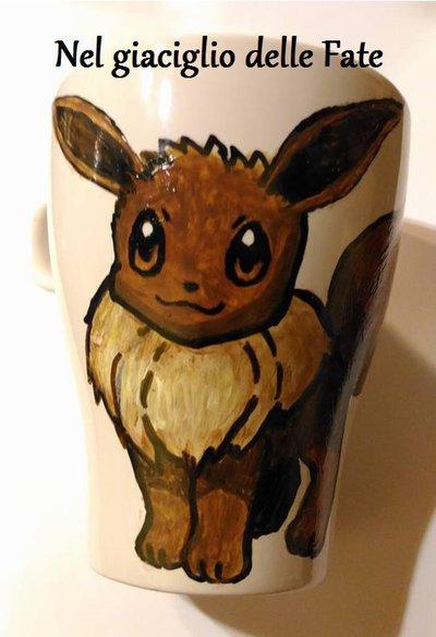 Taz21- Tazza Pokemon Eeve