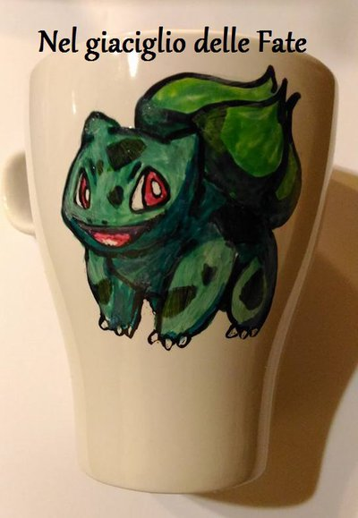 Taz23- Tazza Pokemon Bulbasaur