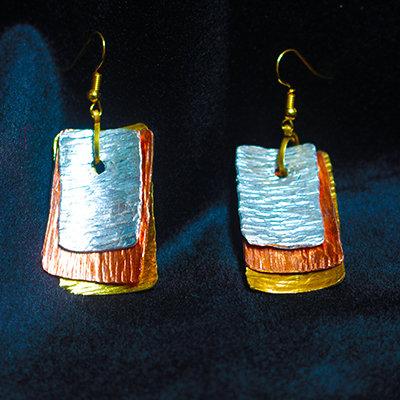 Pendenti in Ottone, Rame ed Alluminio