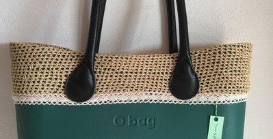 bordo ***COLORE A SCELTA COTONE*** o bag compatibile classic o mini