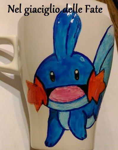 Taz25- Tazza Pokemon Mudkip