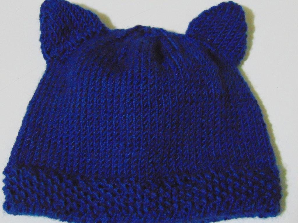 INSERZIONE RISERVATA cappellino baby