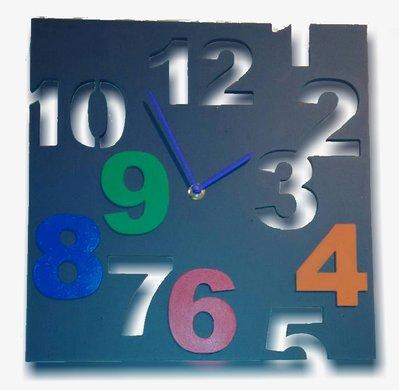Orologio da parete ColorClock