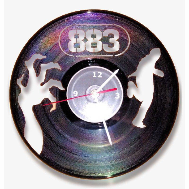 Orologio in vinile 883