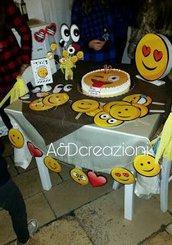 emoji set compleanno