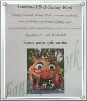 Tutorial ferma porta gufo sarta - versione pdf