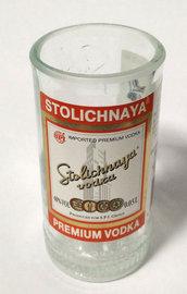 Shot Vodka Stolichnaya bicchierino da bottiglia mignon 5 cl