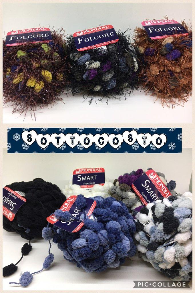 Filati lana offerta
