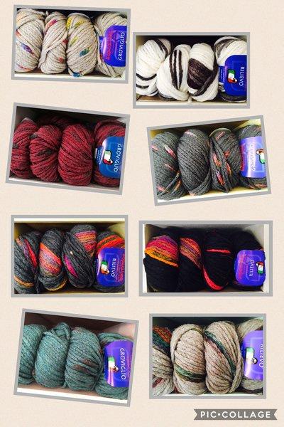 Offerta lana e filati