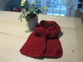 sciarpa di pura lana vergine