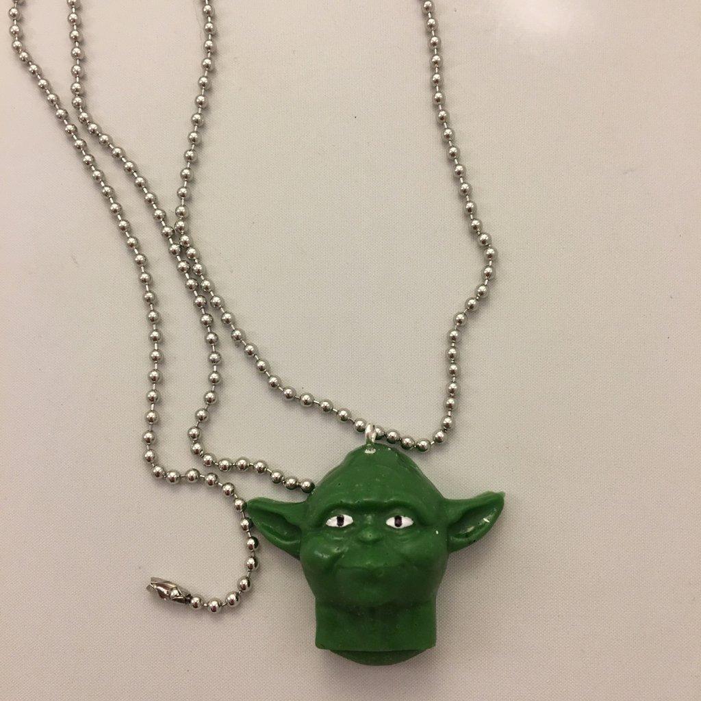 Collana con Yoda