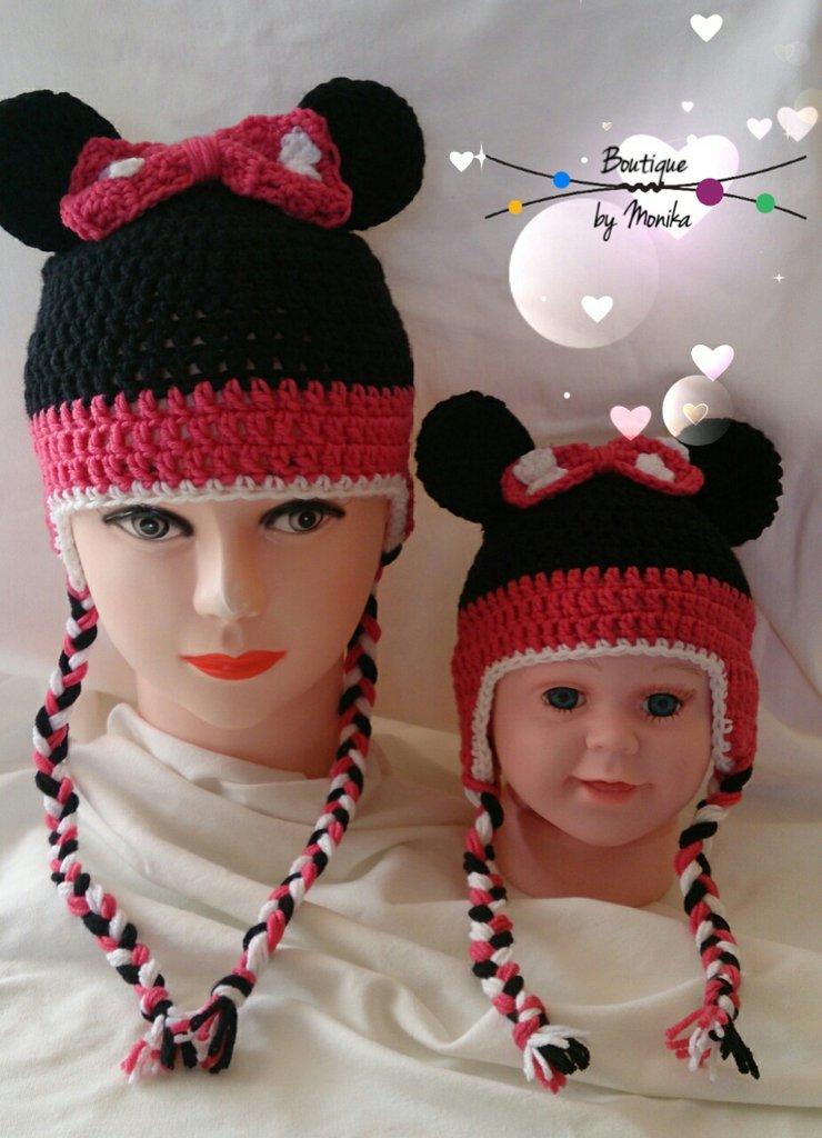 Cappellino Minnie Topolina