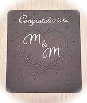 Biglietto di congratulazioni per matrimonio o anniversario