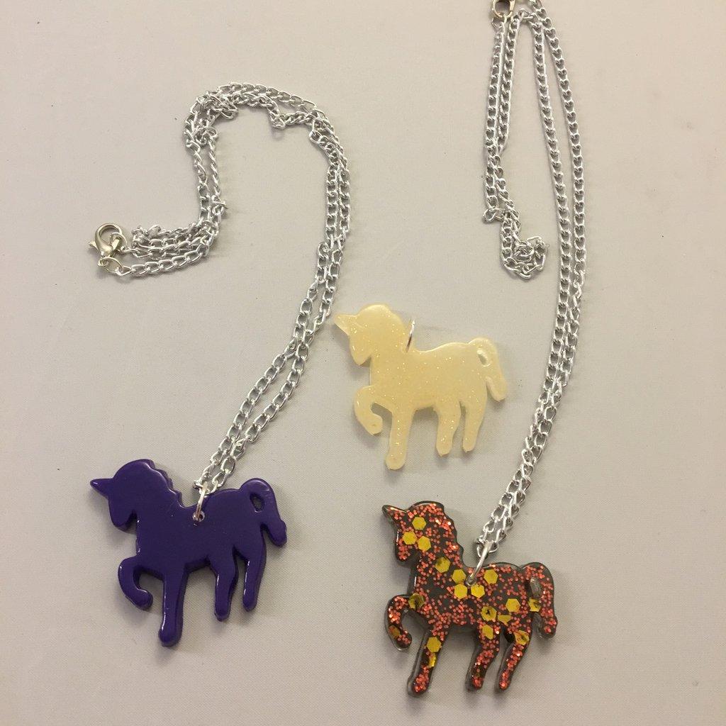 Collana Unicorno Baby