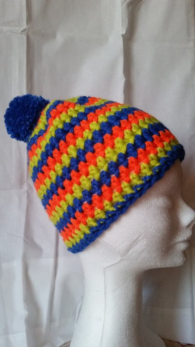 Berretto di lana Myboshi
