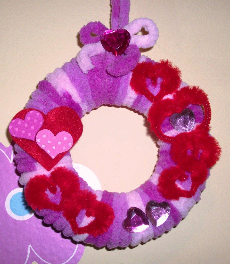 San Valentino Collection! - Ghirlanda Decorativa Fuoriporta SweetLove^^
