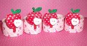 San Valentino Collection! - MelaMolletta porta MiniBigliettino^^