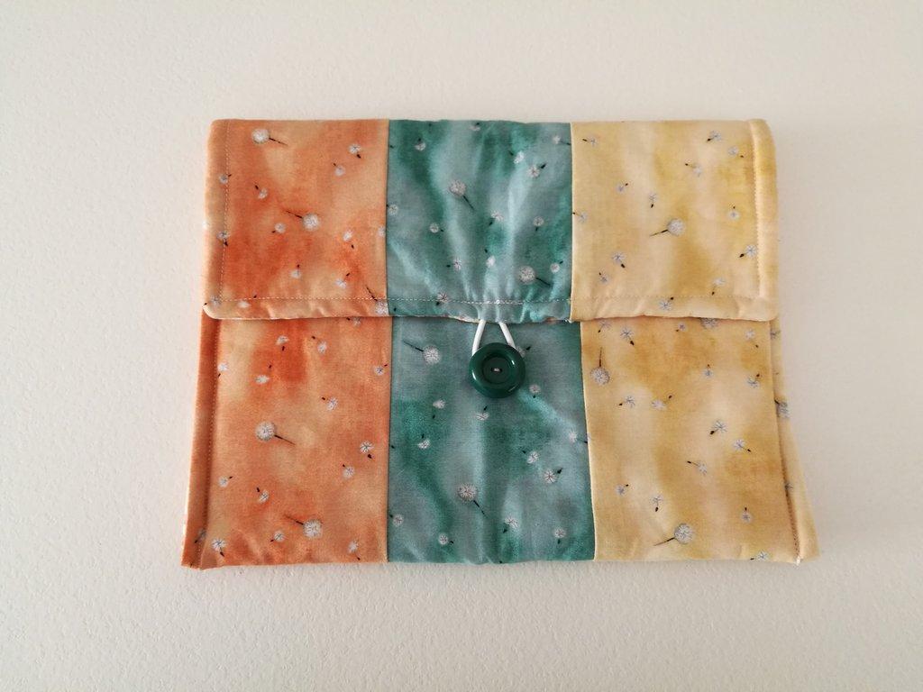 Pochette portatutto in cotone