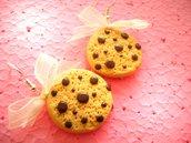 orecchini biscotti+fiocchi