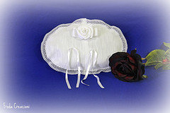 Cuscino portafedi - Ring bearer pillow