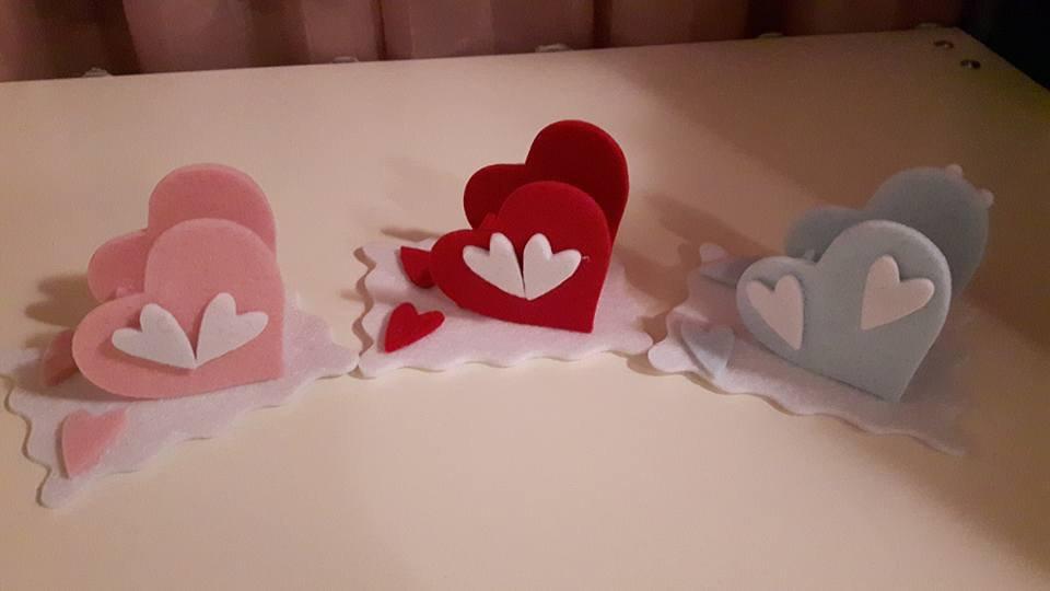 porta cioccolatini San Valentino