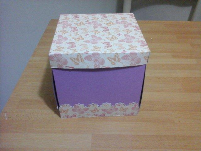 Box explosion compleanno