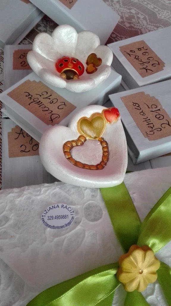 bomboniere matrimonio svuota tasche